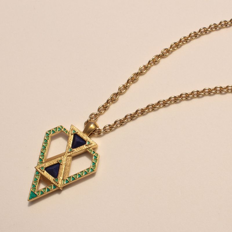 The Heart Of Egypt Necklace image