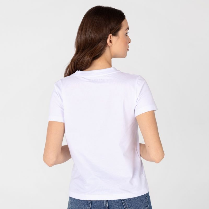 Women's Crew-Neck T-Shirt White image