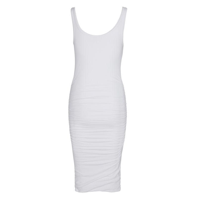 Dress 001- White image