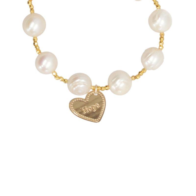 Hope Pearls Bracelet image