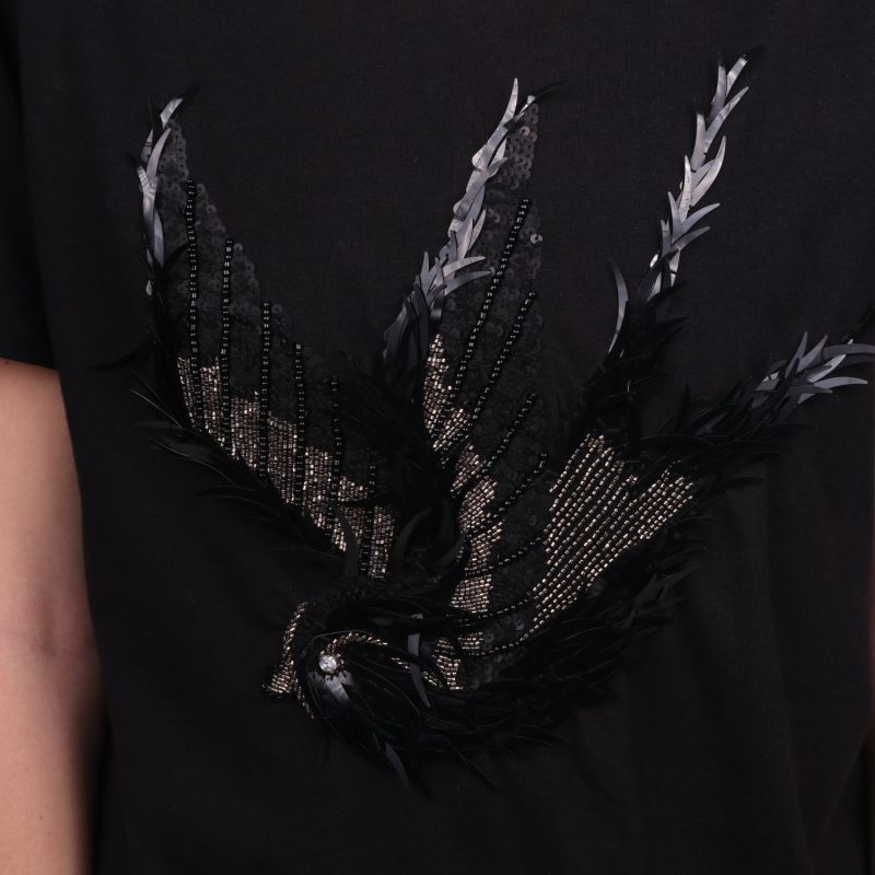 Feathered Swallow T-Shirt image