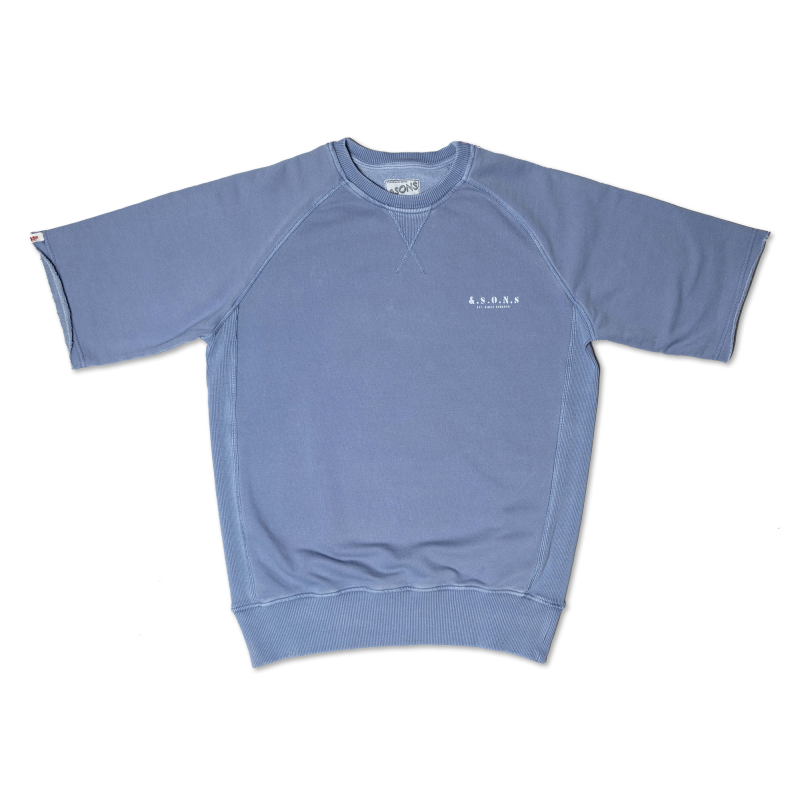 &Sons Escape Sweatshirt Sky Blue image