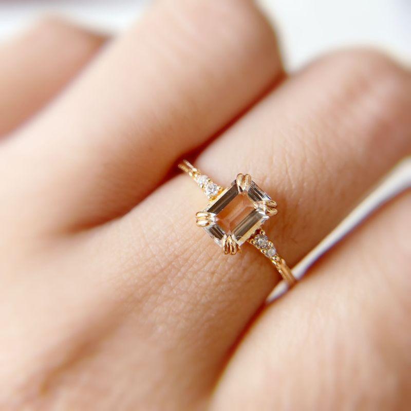 Candor Frosty Ring image