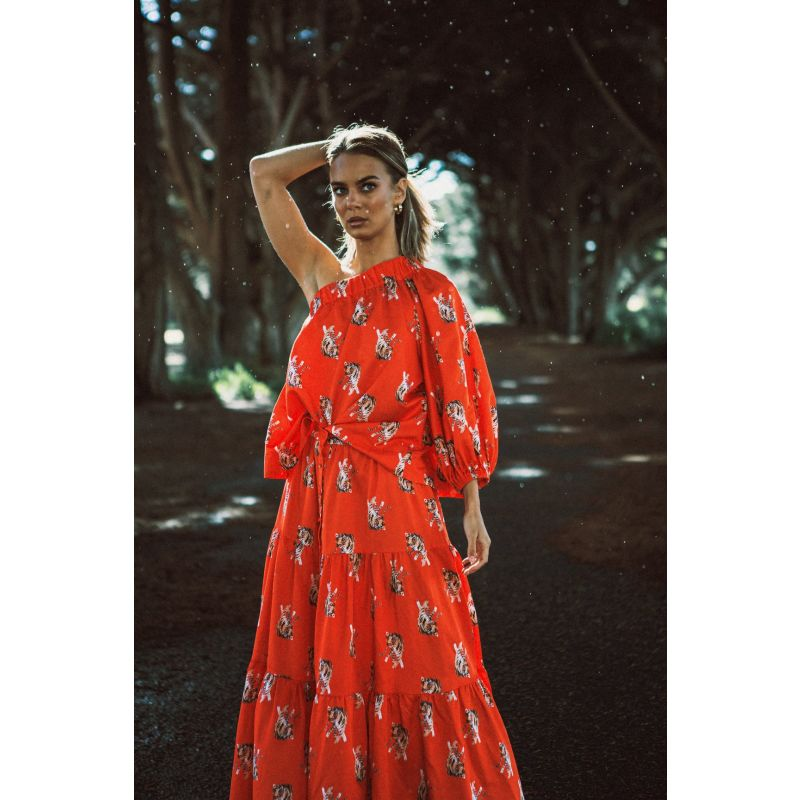 Lilli Pilli Skirt Rouge Tiger image