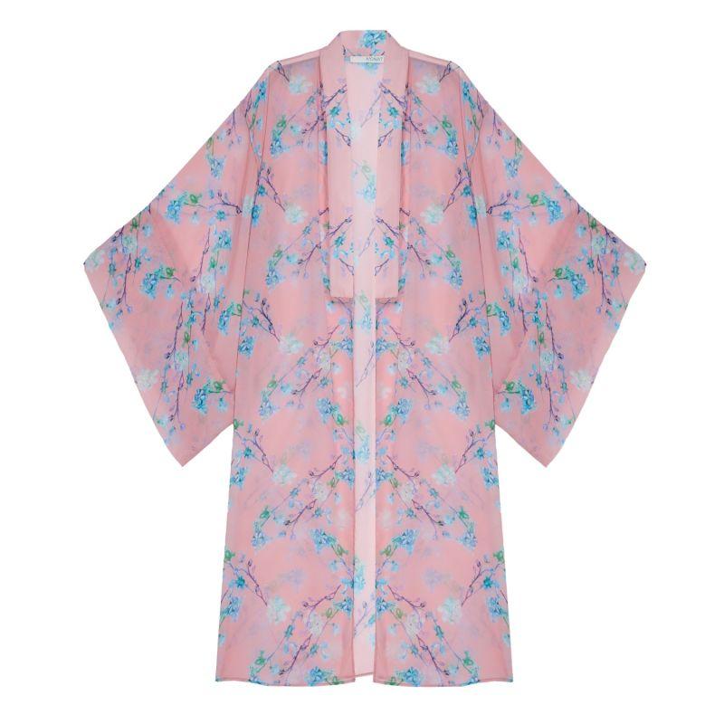 Spring Kimono in Pink image