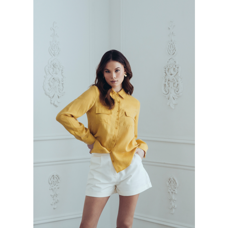 The Mustard Blouse image