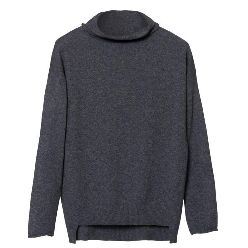 Pure Cashmere Turtleneck Sweater image