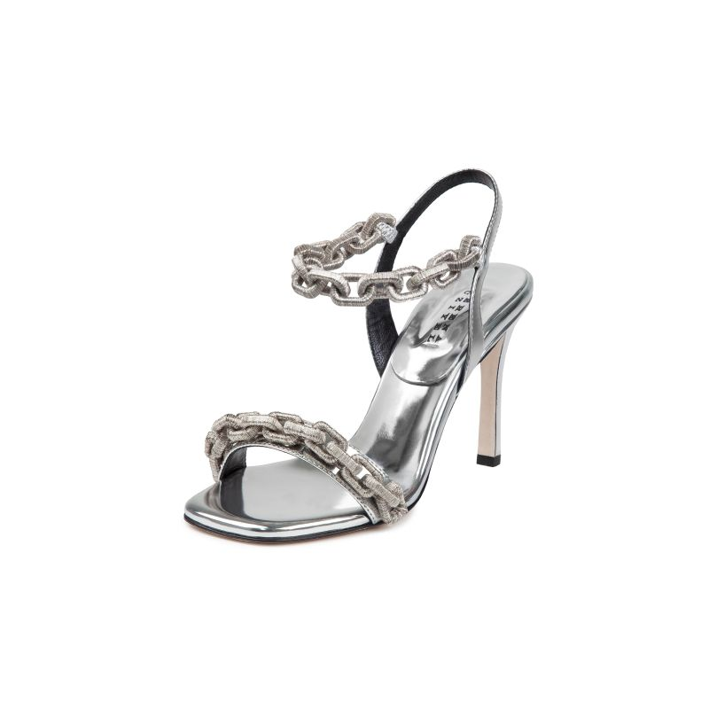 Catena Notte Silver High Sandal image