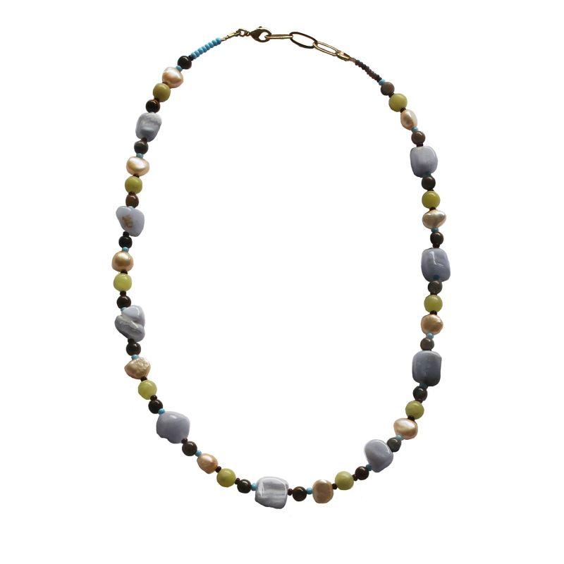 Alpine Gemstone Necklace image