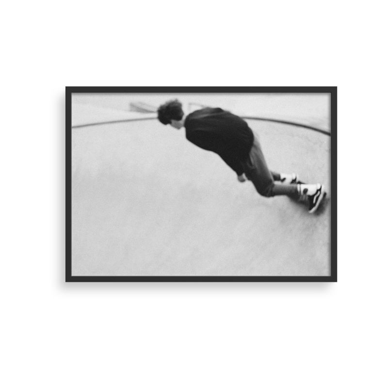 Off The Wall Print - A2 image
