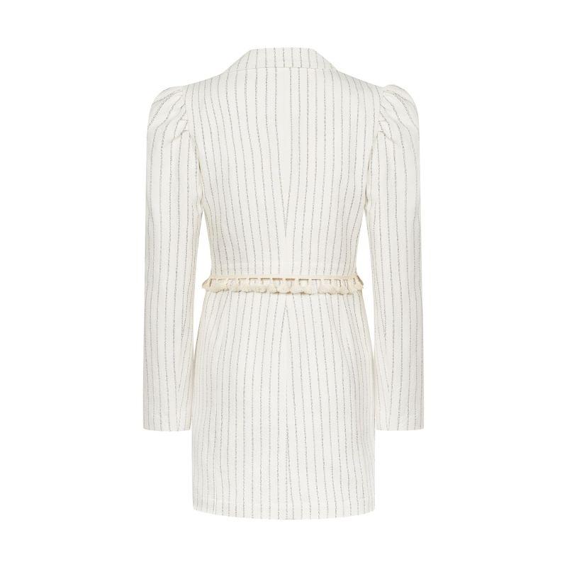 Kassidy Striped Blazer Dress image