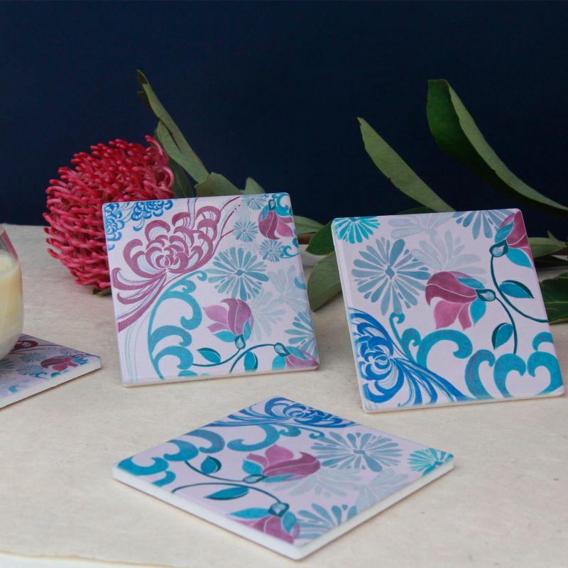 Amelie Ceramic Coasters image