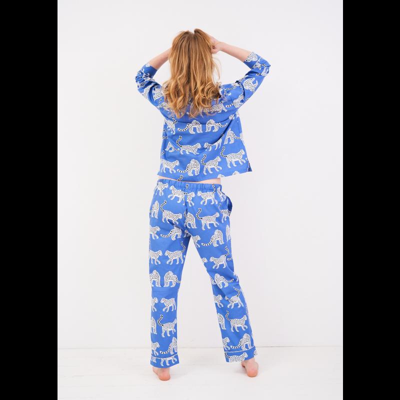 Snow Leopards Organic Cotton Pyjamas image