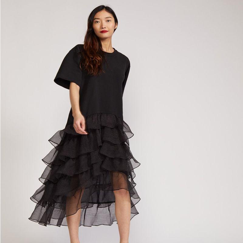 Gabby Tee Ruffle Dress image