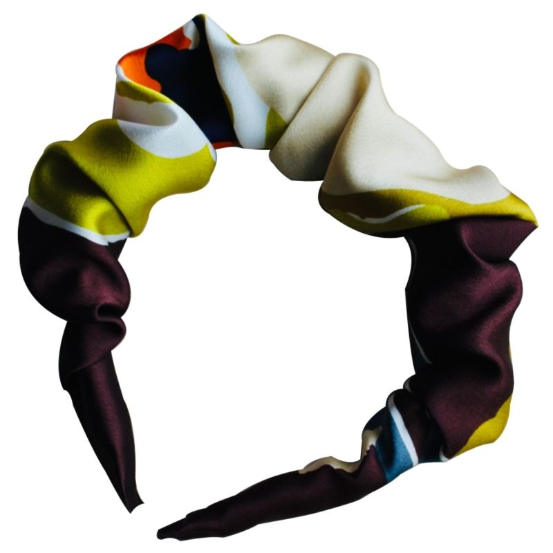 Nienke Scrunchie Headband image
