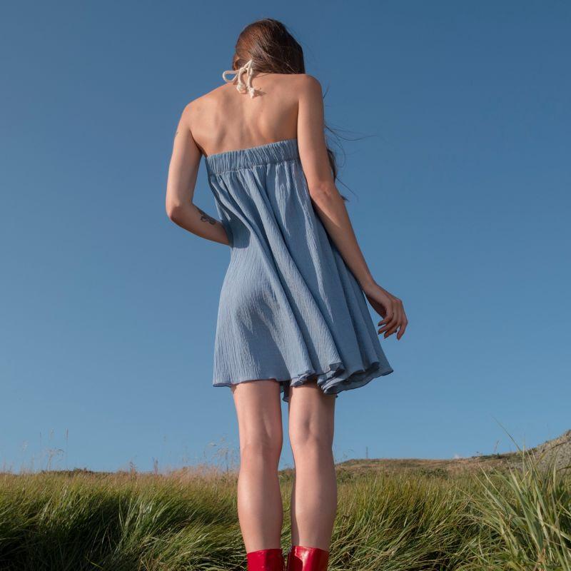 Bonnie Mini Flared Dress image