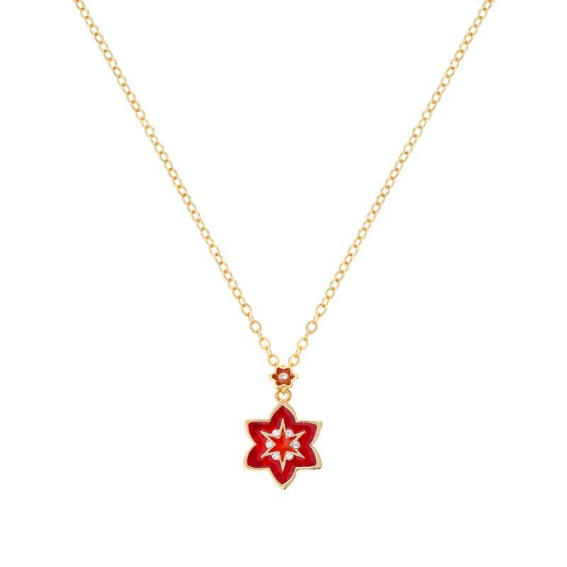 Starflower Pendant image