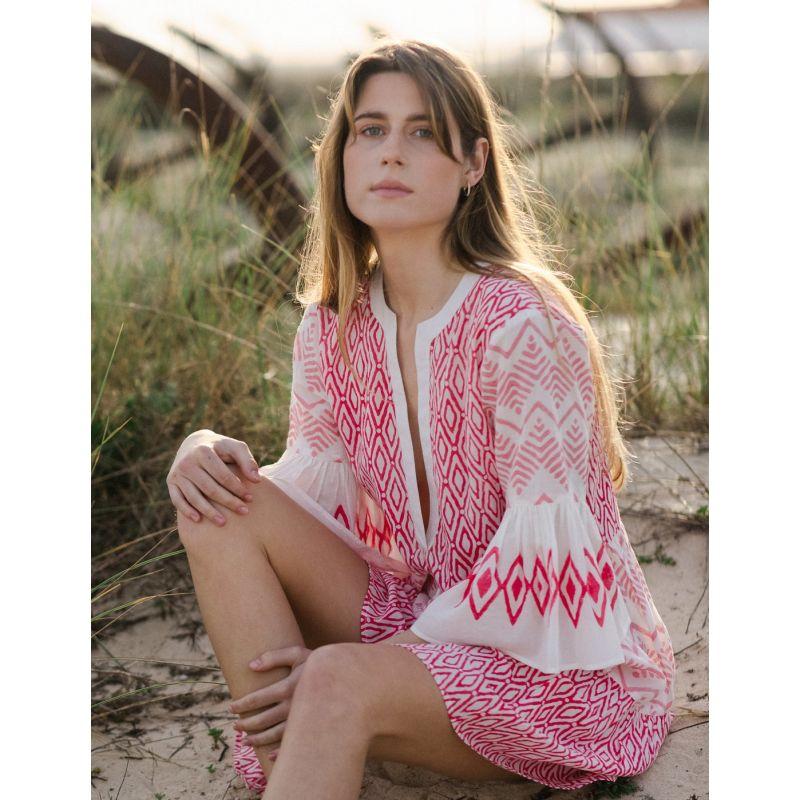 Isla Ruffle Dress image