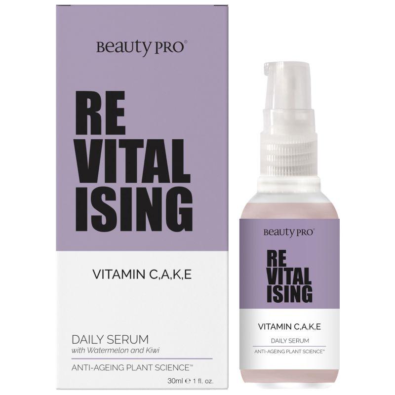 BeautyPro REVITALISING Vitamin C.A.K.E. Daily Serum 30ml image