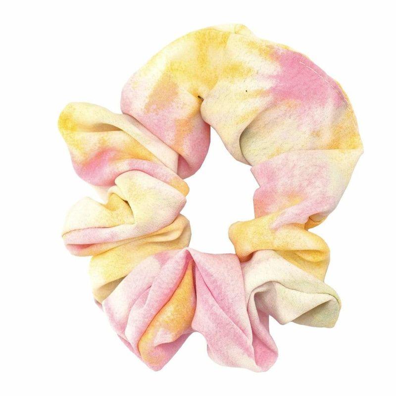 Pink Sorbet Tie Dye Scrunchie image