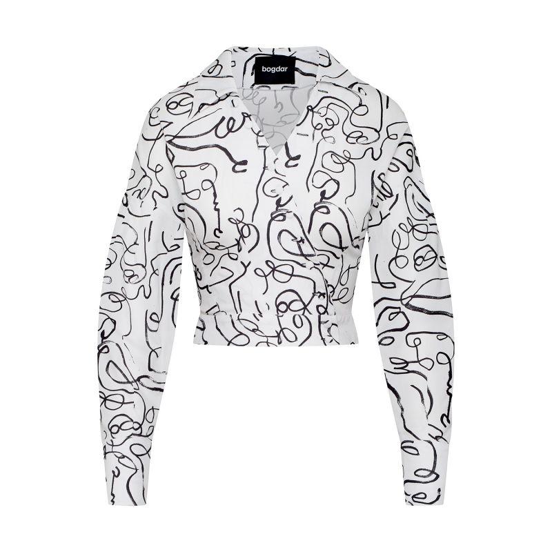 Aria Organic Cotton Shirt image