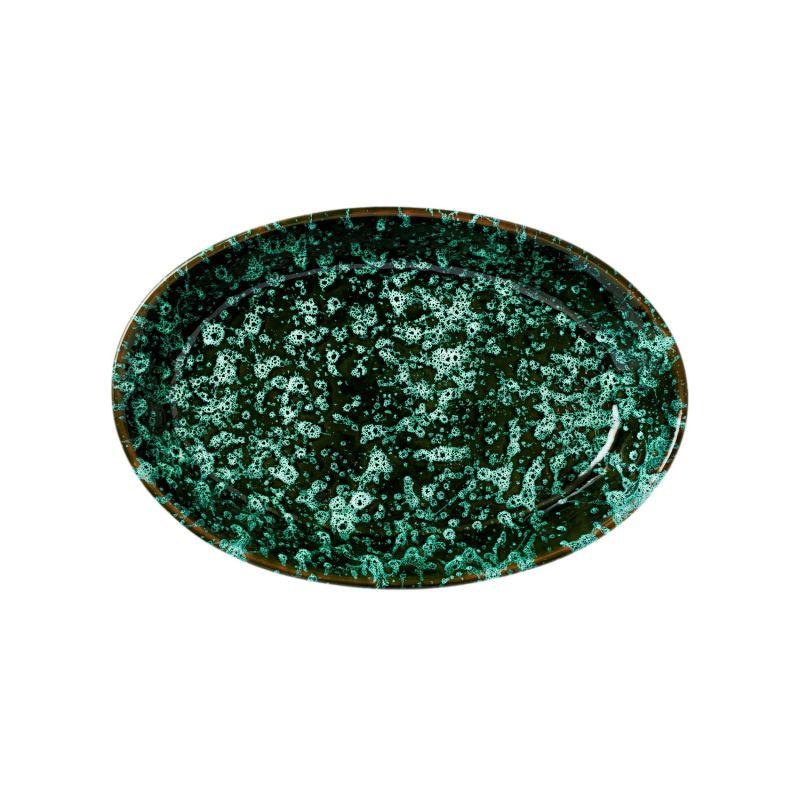 Large Oval Splatter Platter image