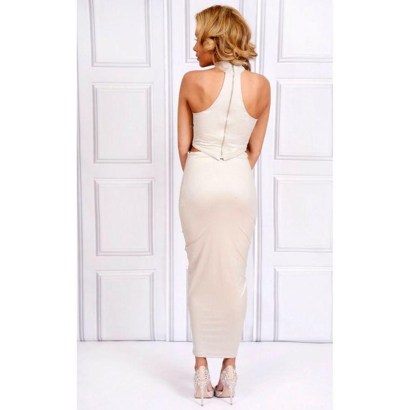 Kate Stone Bodycon Midi Skirt image