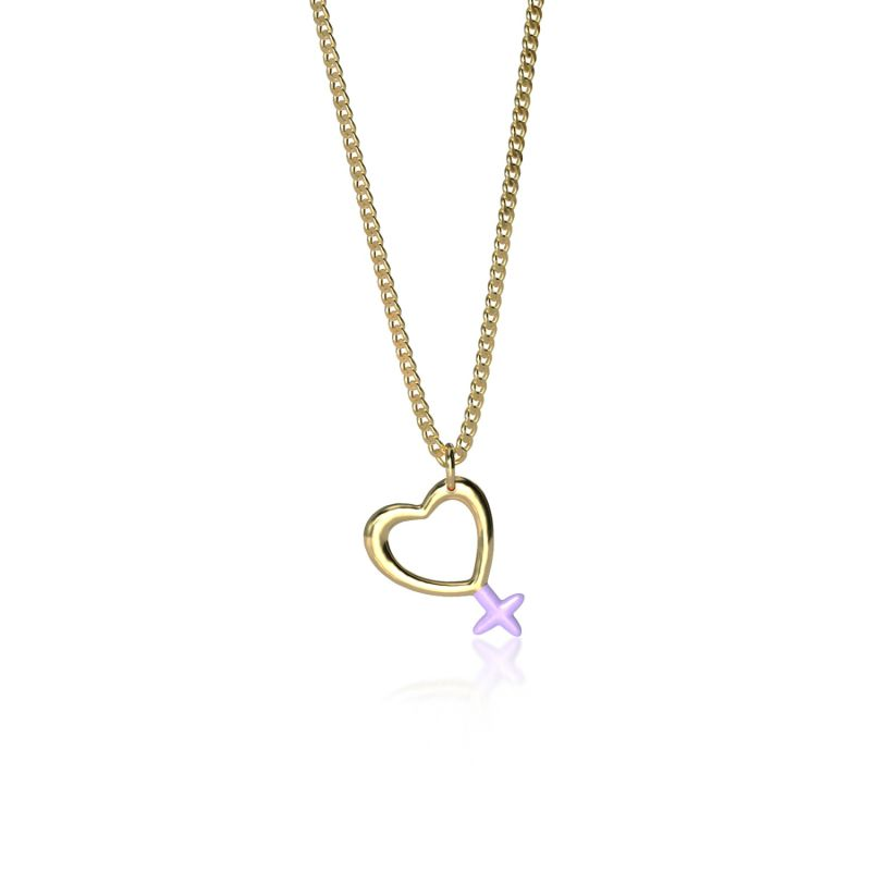 Love Wins Venus in Lilac image