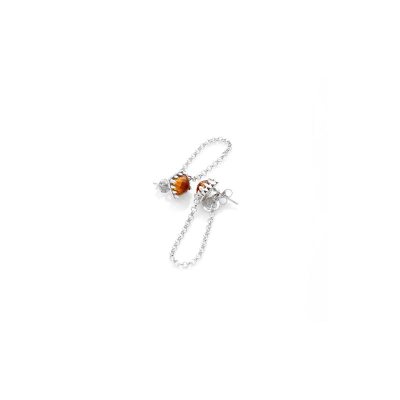 Falling Claw Earring image