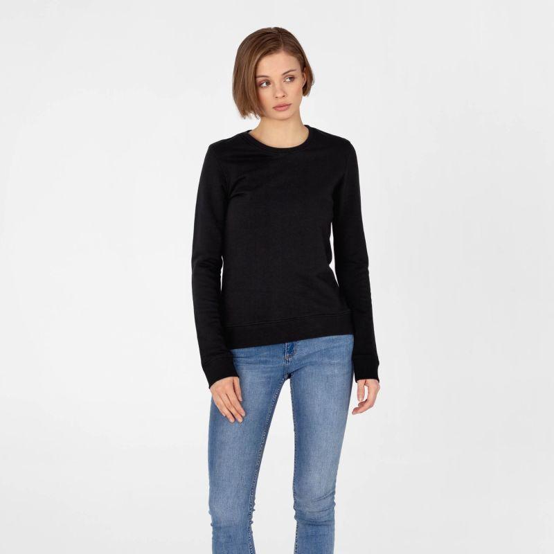 Women's Essential Sweatshirt Black image