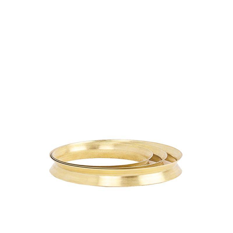Chakra - Brass Trivets image