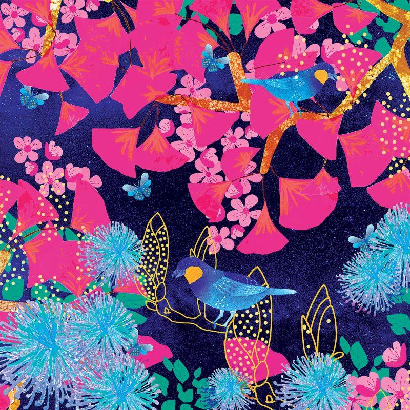 Giclee Fine Art Print - Starry Night image