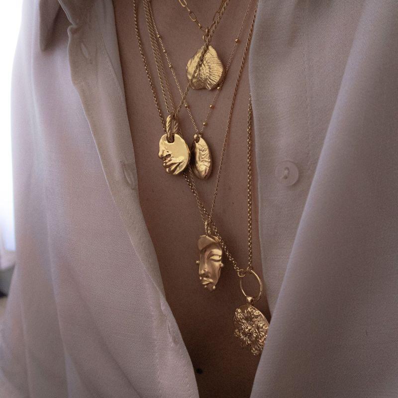 Caran Necklace image