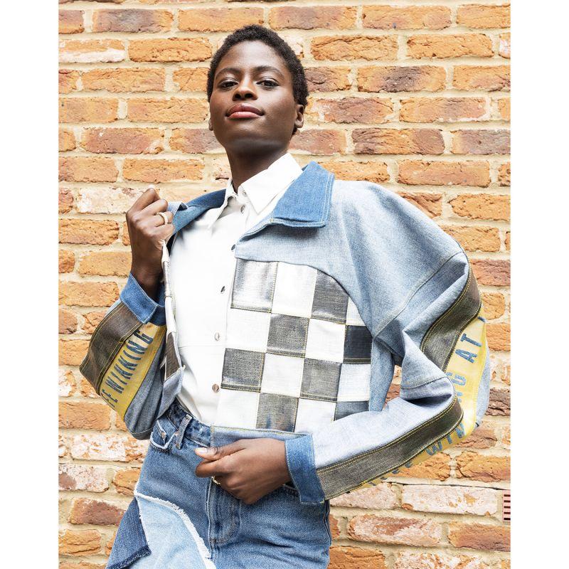 Winning At Life Denim Jacket image