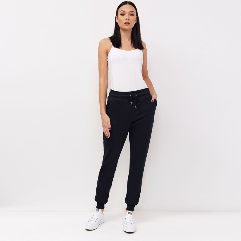 Casual Black Joggers image