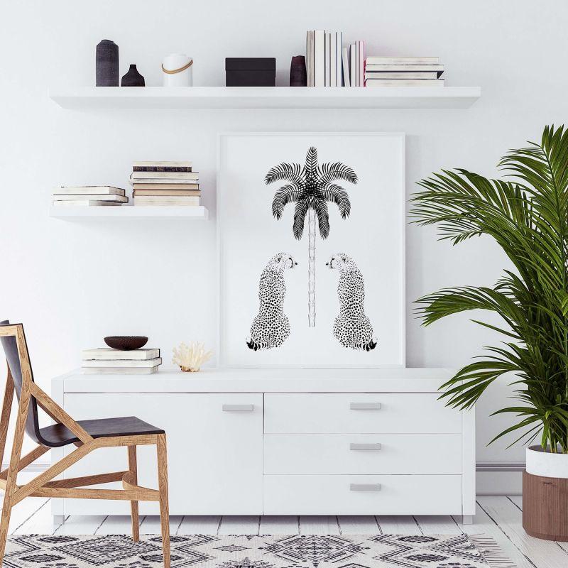 Palm Dreams - Signed Art Print image