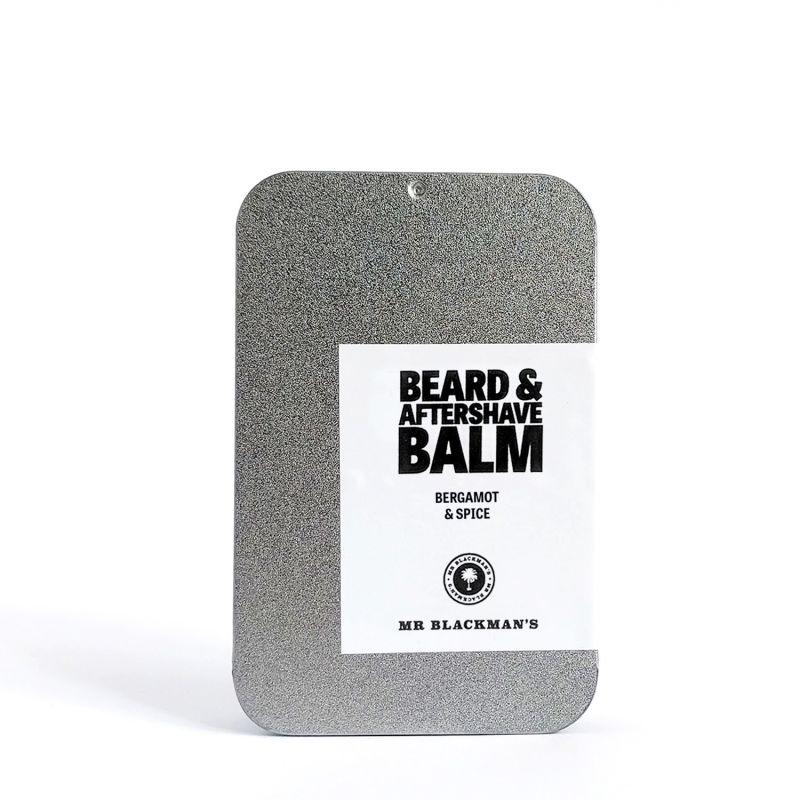 Bergamot & Spice Beard & Aftershave Balm image