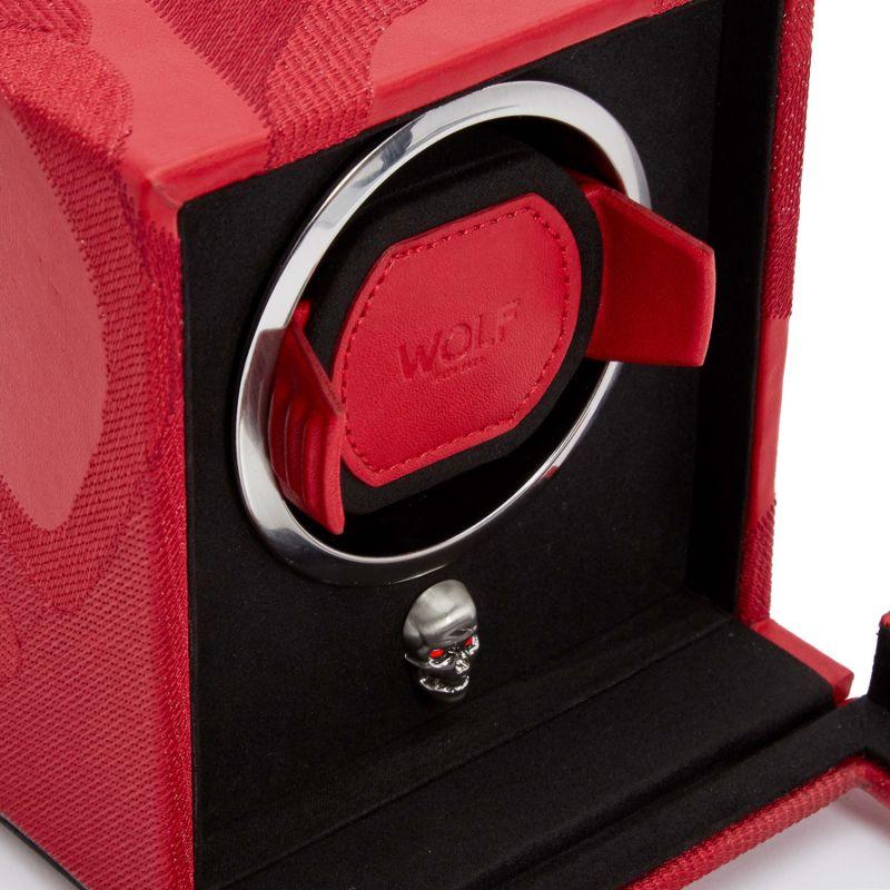 Memento Mori Cub Watch Winder (Red) image
