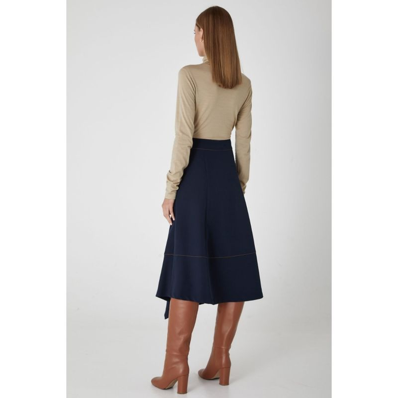Palmer Skirt Navy image