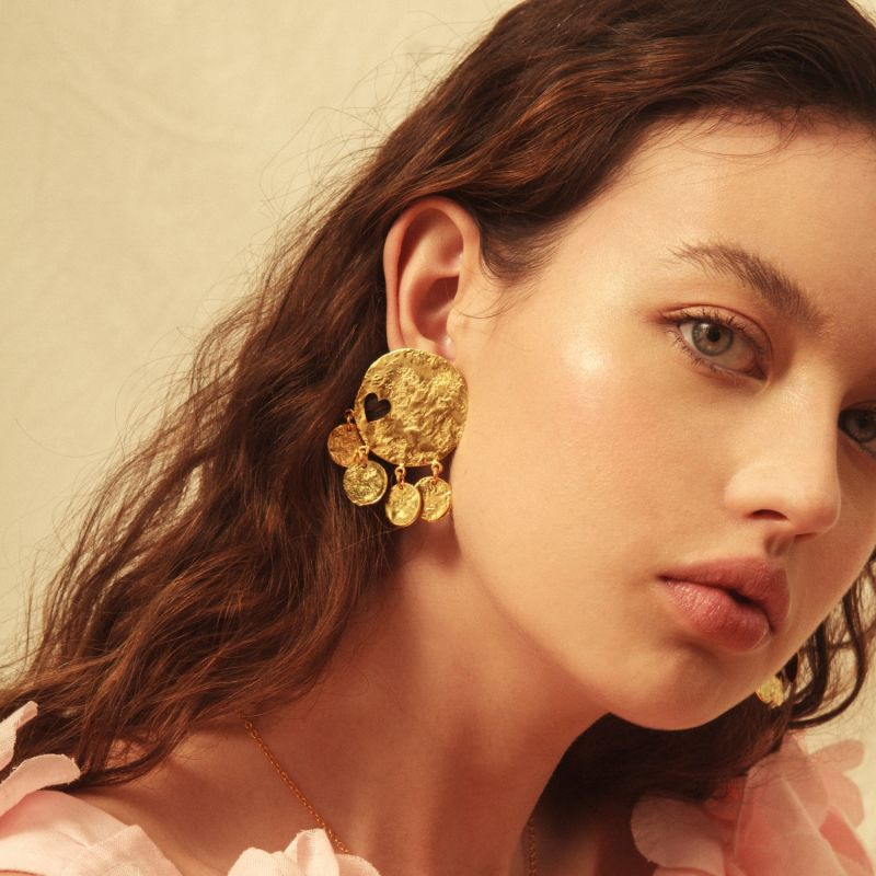 Love Story Earrings image