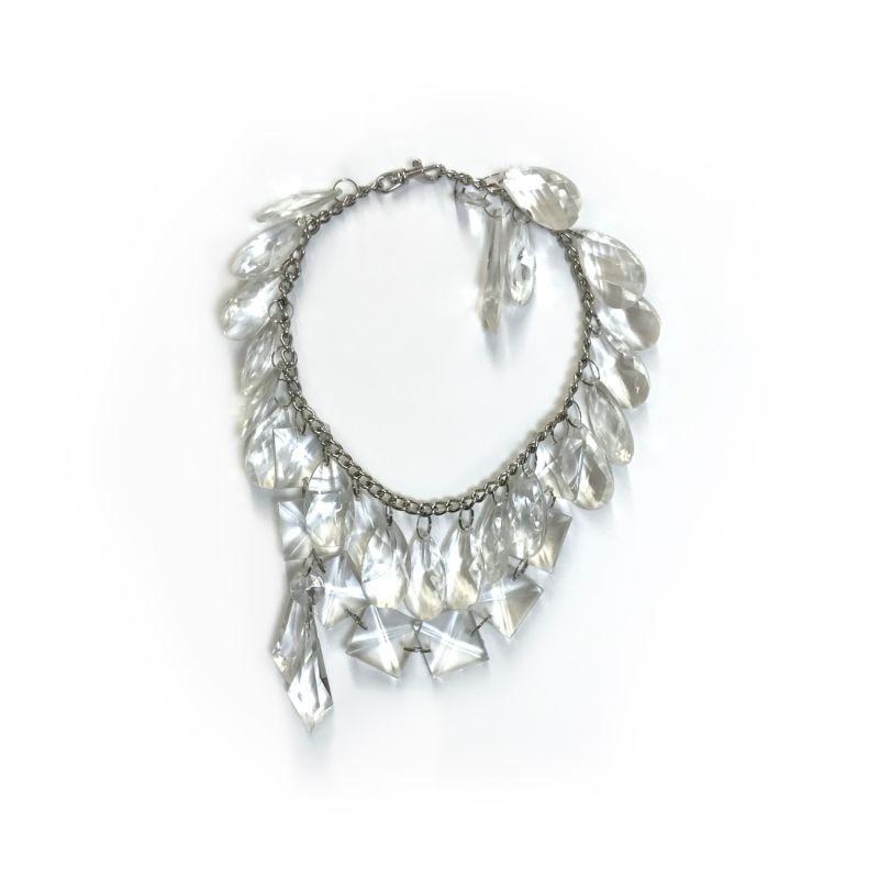 Enlightening Crystals Necklace Collar image