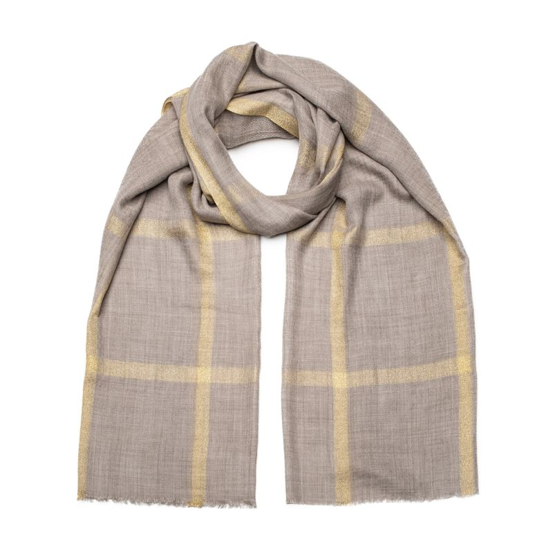 Nour Pure Cashmere Scarf and Shawl image