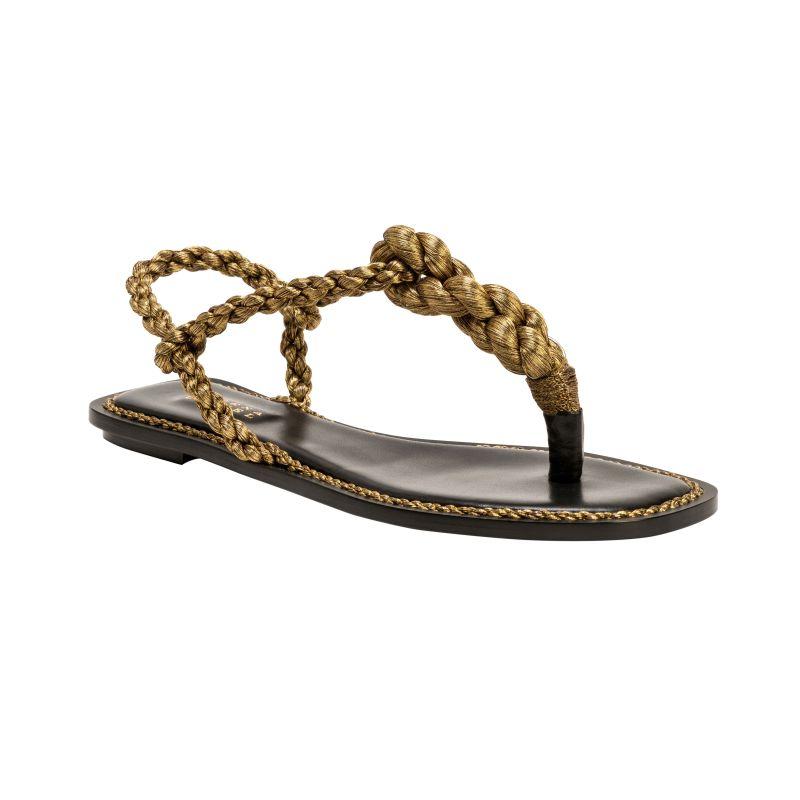 Thory Gold Sandal image