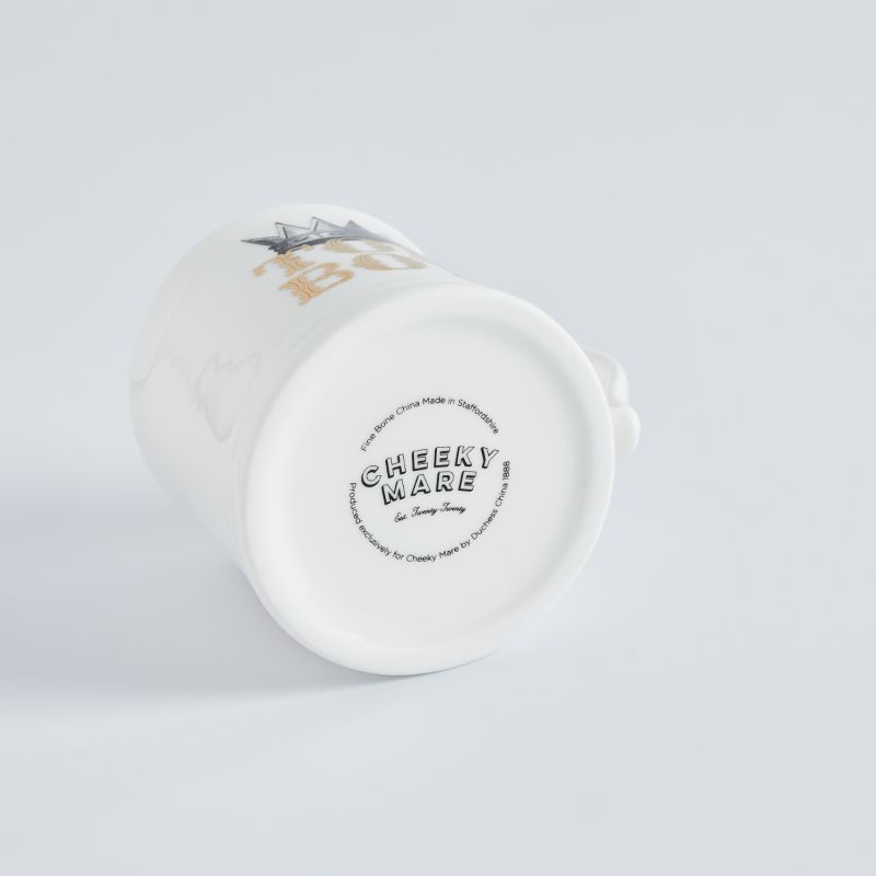 Top Boy Fine Bone China Mug image