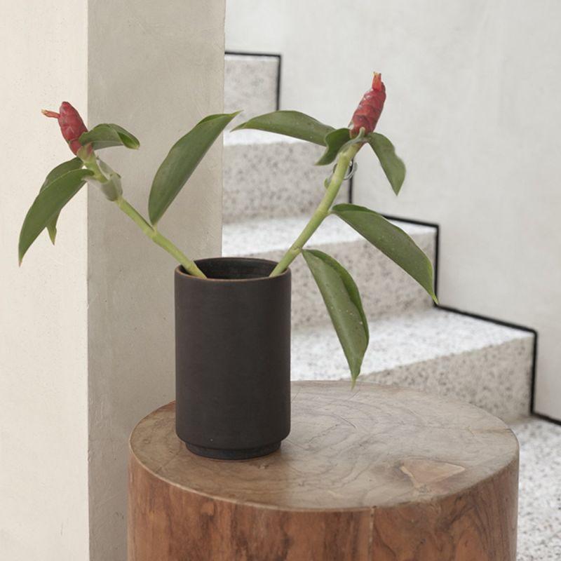 Nima Vase - Dark Ash image
