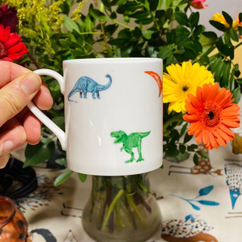 Dinosaur Mug image