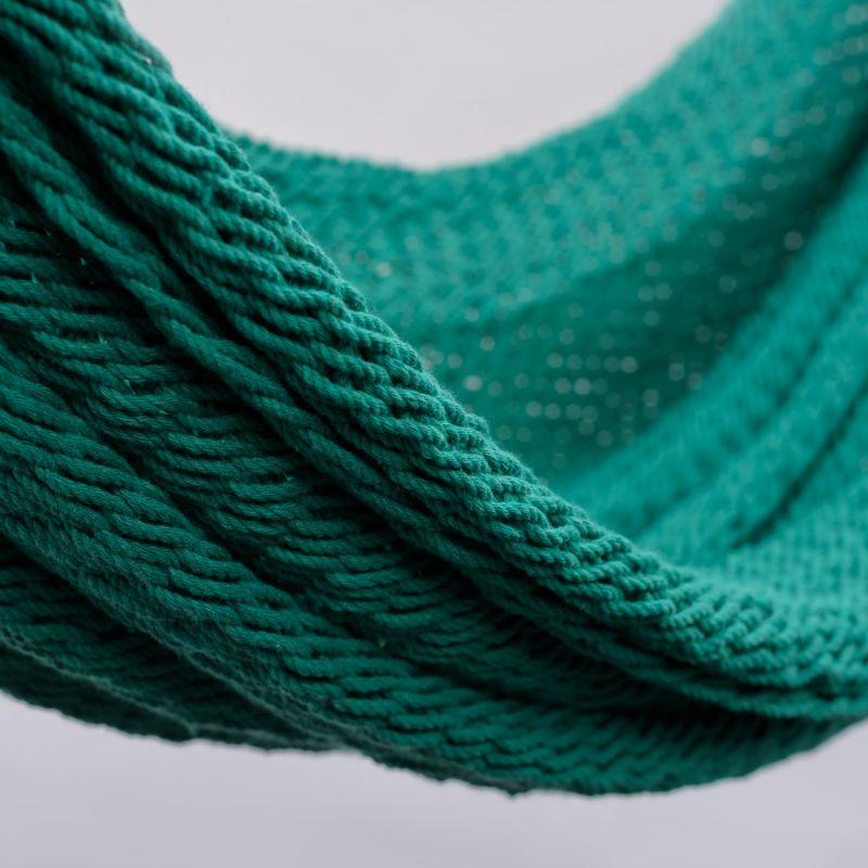 Teal Green Cotton Hammock image