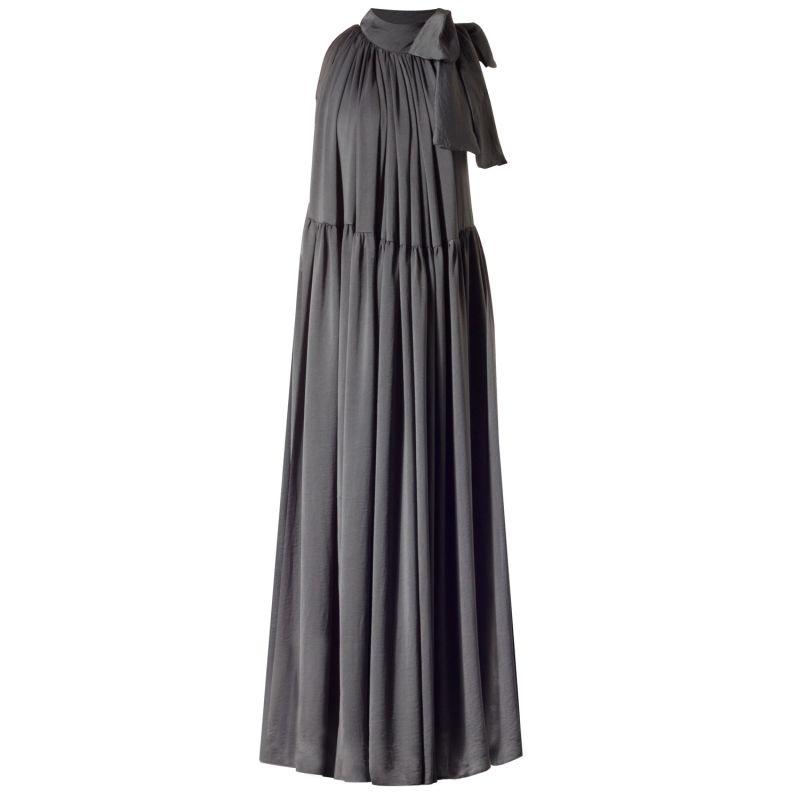 Casee Grey Maxi Dress image