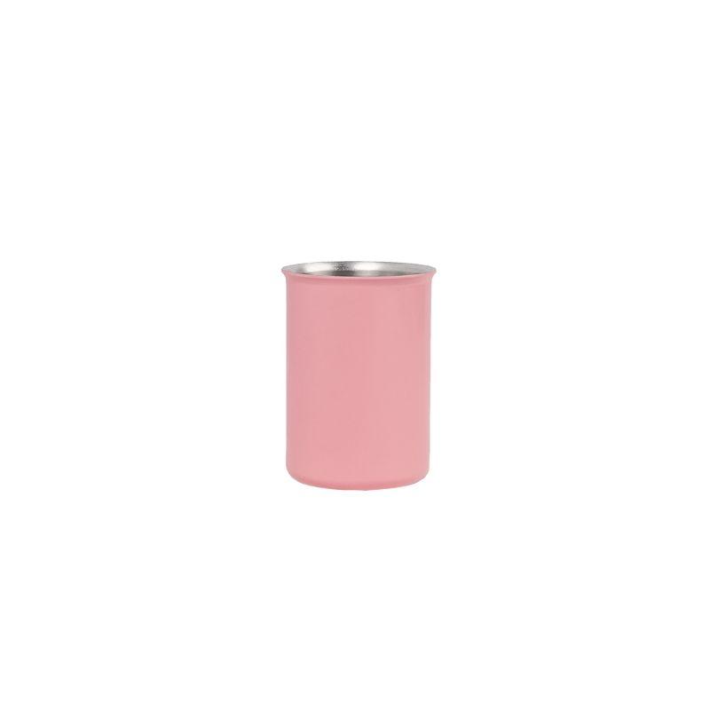 Ayasa Pink Jar With A Metal Lid, 0.75L image