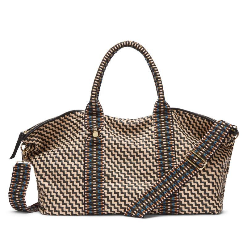 Saroka Weekender Bag - Mocha image